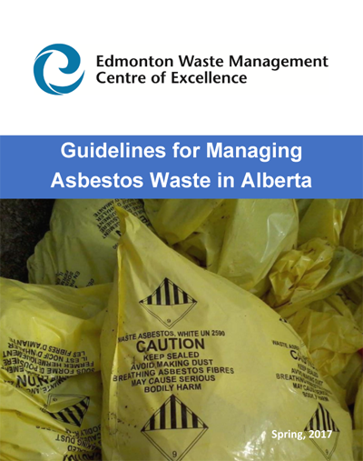 Alberta Asbestos Waste Guidelines Resource